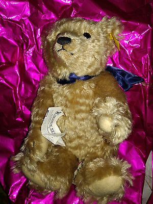 stieff bear father genuine mohair