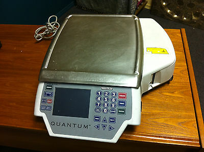 Hobart Quantum Scale with Label Printer