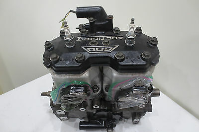 ARCTIC CAT ZR 600 EFI SNOWMOBILE motor SHORT BLOCK ENGINE 0662-128 ZL Powder 500