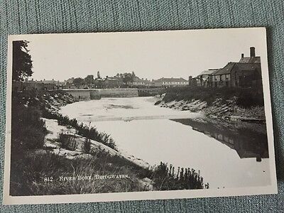 Bridgwater of the River Bore 1940