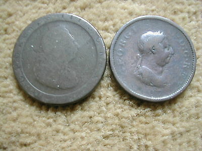 1797 and 1807 Pennies
