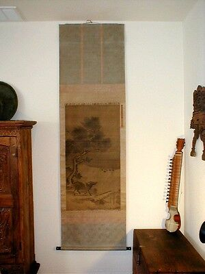 Chinese Antique Hanging Scroll