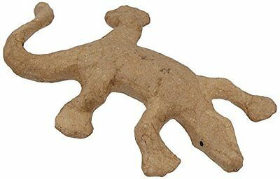 Decopatch Extra Small Mache Salamander Brown Paper Mache Figurine For All Ages