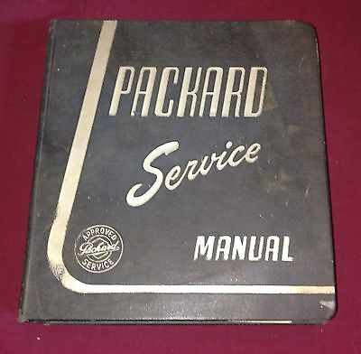 1949 Packard Service Manual