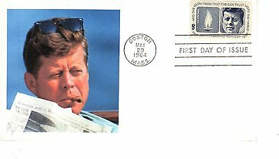 5-cent JFK Kennedy FDC First Day May 29, 1964