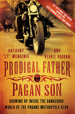 PRODIGAL FATHER PAGAN SON Book Motorcycle Club MC 1%er Biker NEW ...