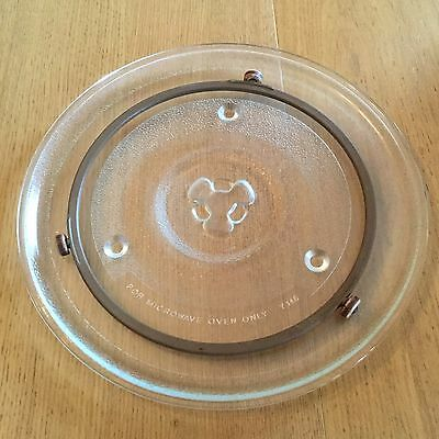 Microwave glass turntable plate Y146 with Roller Ring 270mm