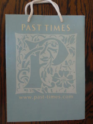 Vintage/ Collectable - 'Past Times' Bag