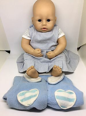 Zapf Creation Baby Annabell Interactive Doll 2012 Version 7 With Outfit .. Noise