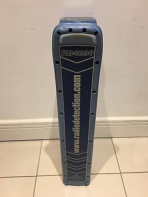 Radiodetection RD4000 RX Cat Cable Locator Scanner.