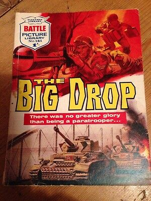 Battle Picture Library No141 The Big Drop