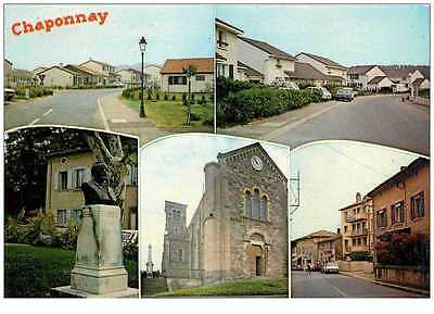 Cpsm Ou Cpm 69 Chaponnay
