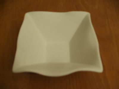 Ceramic Bisque Ready to Paint  SUSHI BOWL