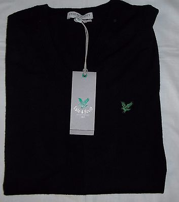 Lyle And Scott Maglione Gilet Taglia Xl Slim Casual Ultras Mods