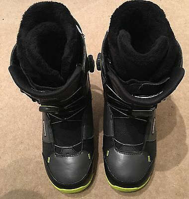 Mens UK11 K2 Thraxis Snowboarding Boots