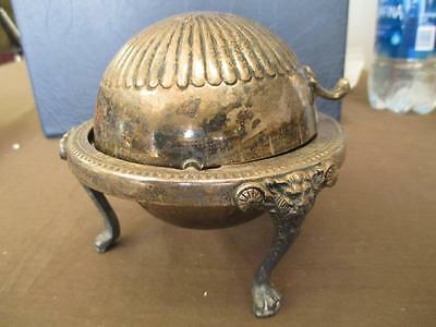 Vintage Rogers Silver Co. - Silverplate Butter Service (X102)