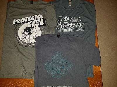 Lot of 3 NEW Men's T-Shirts - Size Small
