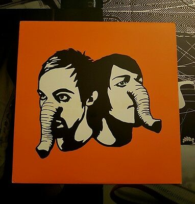"""Death From Above 1979 Heads Up - 2nd Canadian 12"""" vinyl single record (Maxi)"""