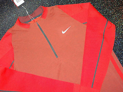 BNWT Nike Golf Engineered 1/2 Zip Top Large
