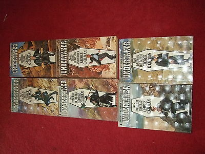 George G Gilman Undertaker Books...all 6
