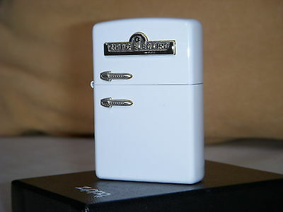 "ZIPPO ""ELECTRIC"" Old Refrigerator"