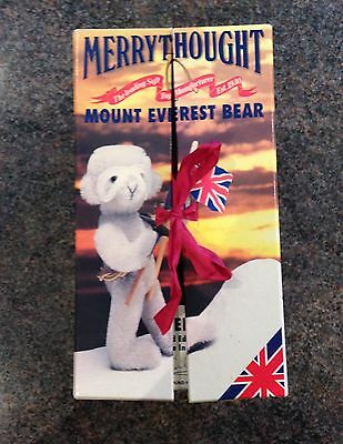 Merrythought Boxed Mount Everest Bear