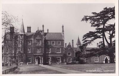 RP TAVERHAM HALL MANOR HOUSE NOW SCHOOL NR NORWICH  NORFOLK c1930