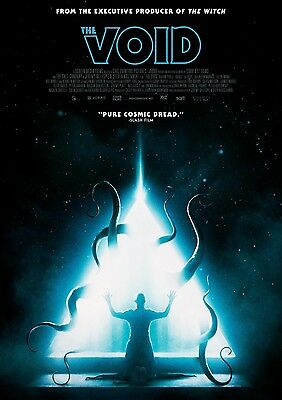 The Void 2017 Sci-Fi Horror Movie Poster Print A6+A4+A3+Super A3+Framed Stunning