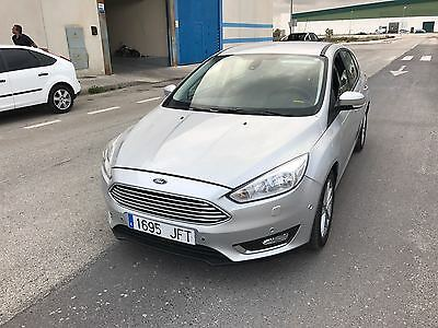 LHD Ford Focus 1.0l ECOBOOST 2015