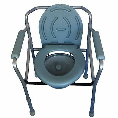 Lightweight Folding Portable Travel Commode Toilet Camping Motorhome Caravan