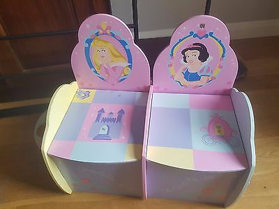 princess storage desk