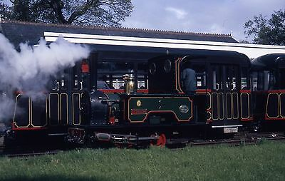 "(324) Shanes Castle Narrow Gauge ""Tyrone""  - 35mm Colour Slide"