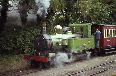 (426) Isle Of Man - Narrow Gauge - Kissack - Number 13 - 35mm Slide