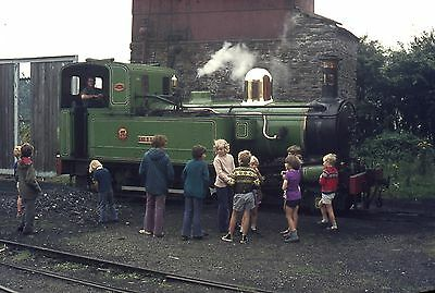 (415) Isle Of Man - Narrow Gauge - Kissack - Number 13 - 35mm Slide