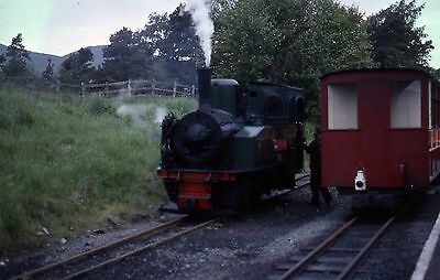 "(308) South Tynedale Narrow Gauge ""Thomas Edmondson""  - 35mm Colour Slide"