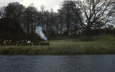 (149) Miniature Railway  35mm Colour Slide