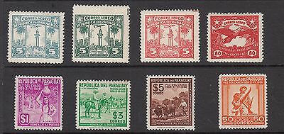 PARAGUAY STAMPS UNUSED  .Rfno.555.