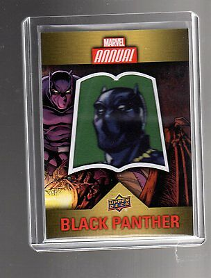 2016 Upper Deck  Marvel Annual  Character CP-3 Patch card