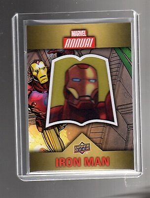 2016 Upper Deck  Marvel Annual  Character CP-2 Patch card