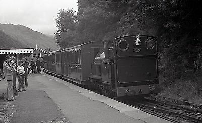 (TR001) Talyllyn Railway Views - 3 x 35mm Railway Negatives with Copyright
