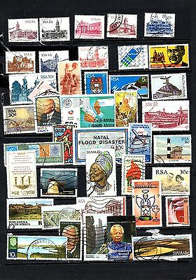 Thematics 40 All Different Collection120 World Wide RSA