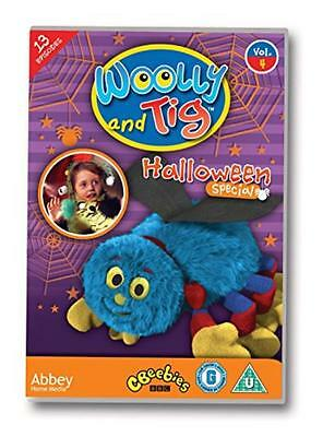 NEW Woolly & Tig - Halloween Special [DVD]