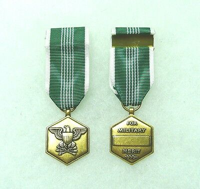US Department of Army Commendation Medal, miniature