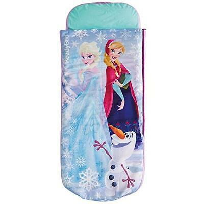 NEW Disney Frozen Junior ReadyBed - Kids Airbed and Sleeping Bag in one