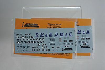 Lot Of 2 Oddballs Ho Scale 582 Dme 100 Ton Cement Covered Hopper