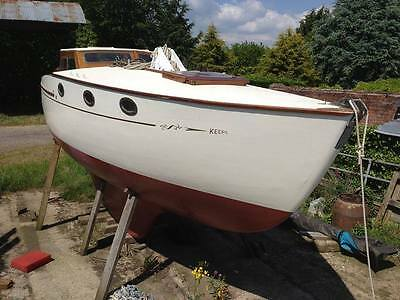 Classic yacht REDUCED!!