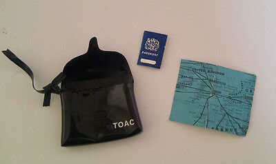 Tressy Doll Air Hostess Bag and Contents