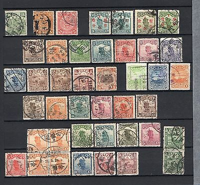 CHINA . big lot of  501 different stamps