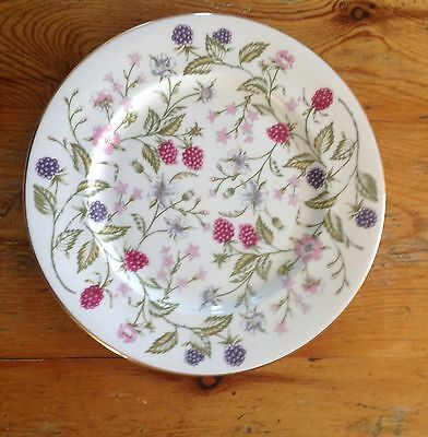 Royal Grafton Forest Fruits Tea Plate