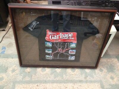 Arlo Guthrie Alices Restaurant Garbage Trail Anniversary Framed T Shirt Art Sign